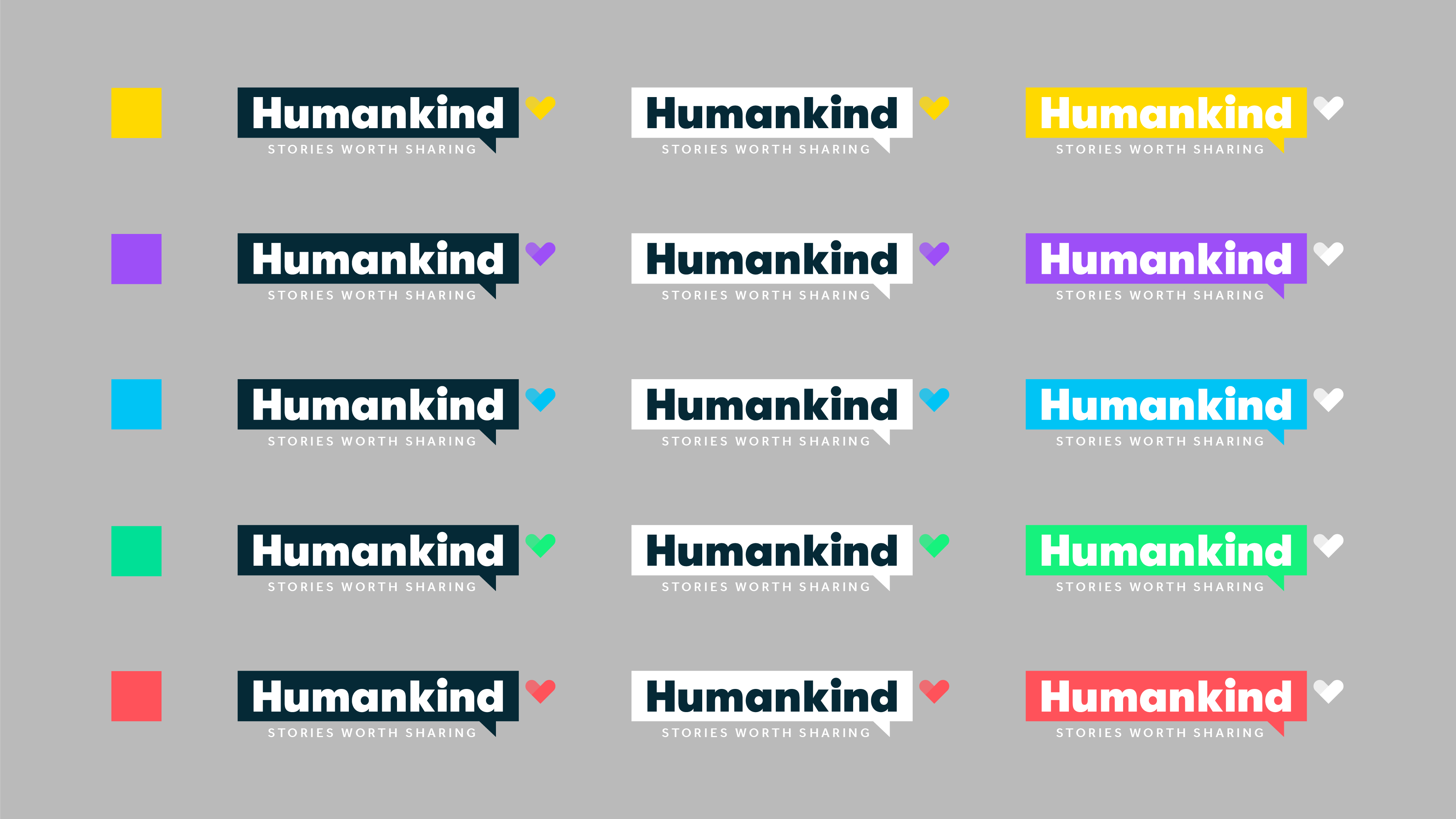 Humankind brand by Motto