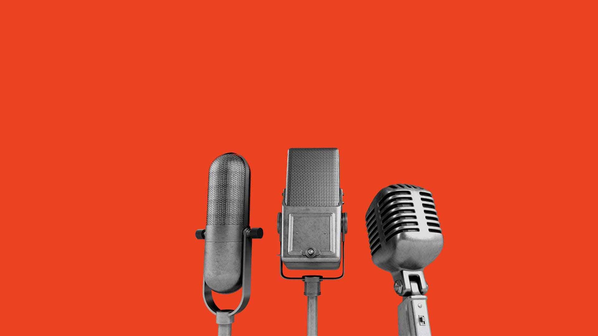 8 Podcasts You Should Listen To Right Now