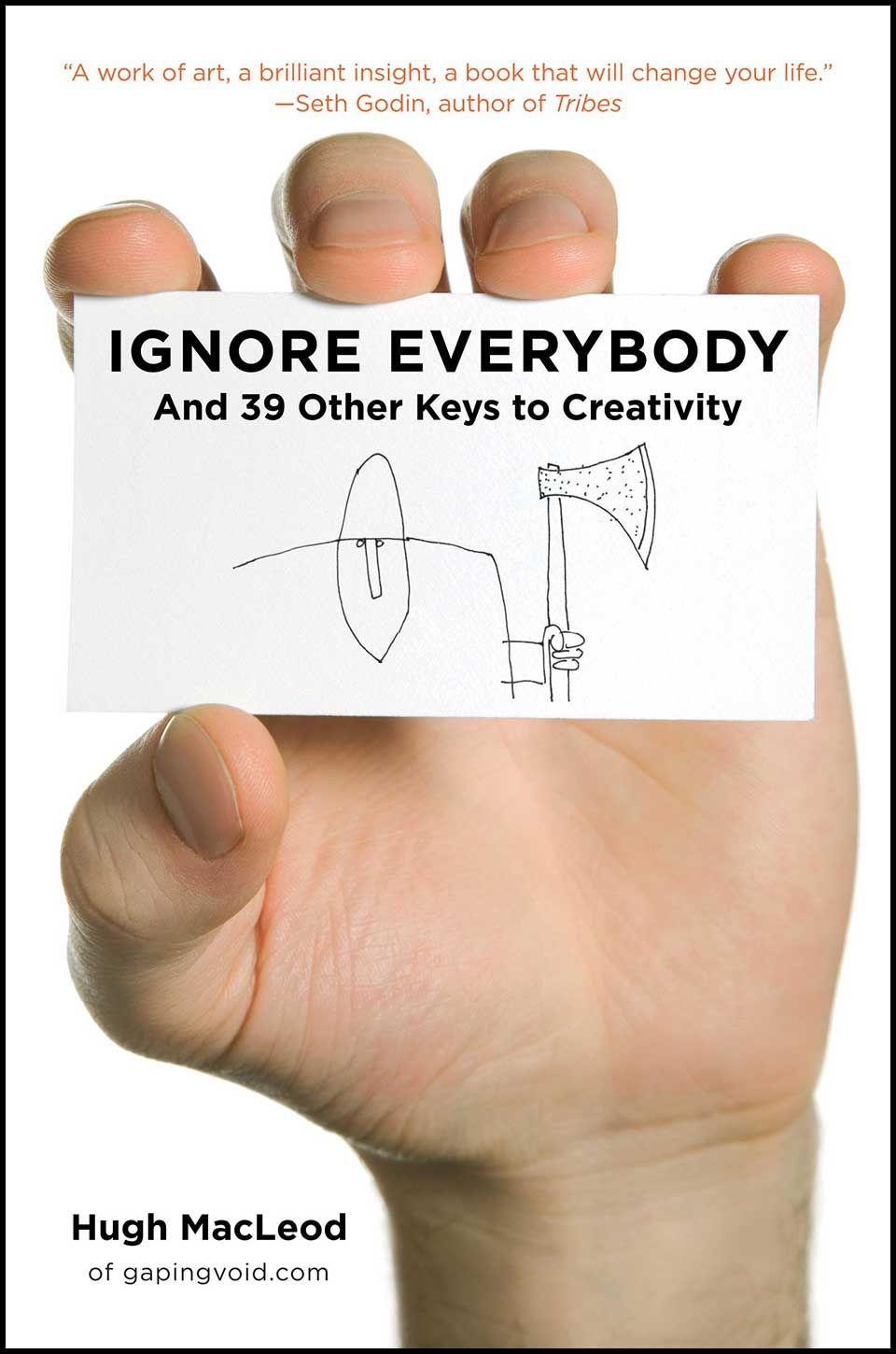 Ignore-Everybody-Book